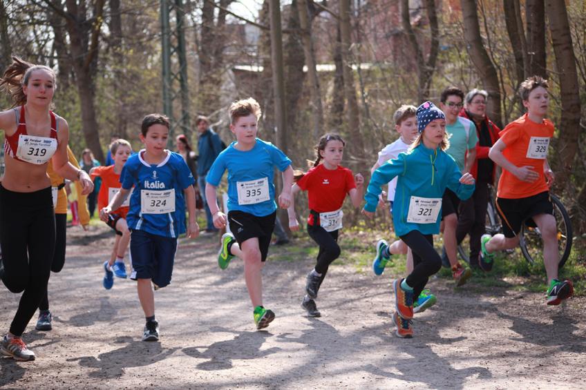 Kinderlauf, Jenaer Firmenlauf, 2016