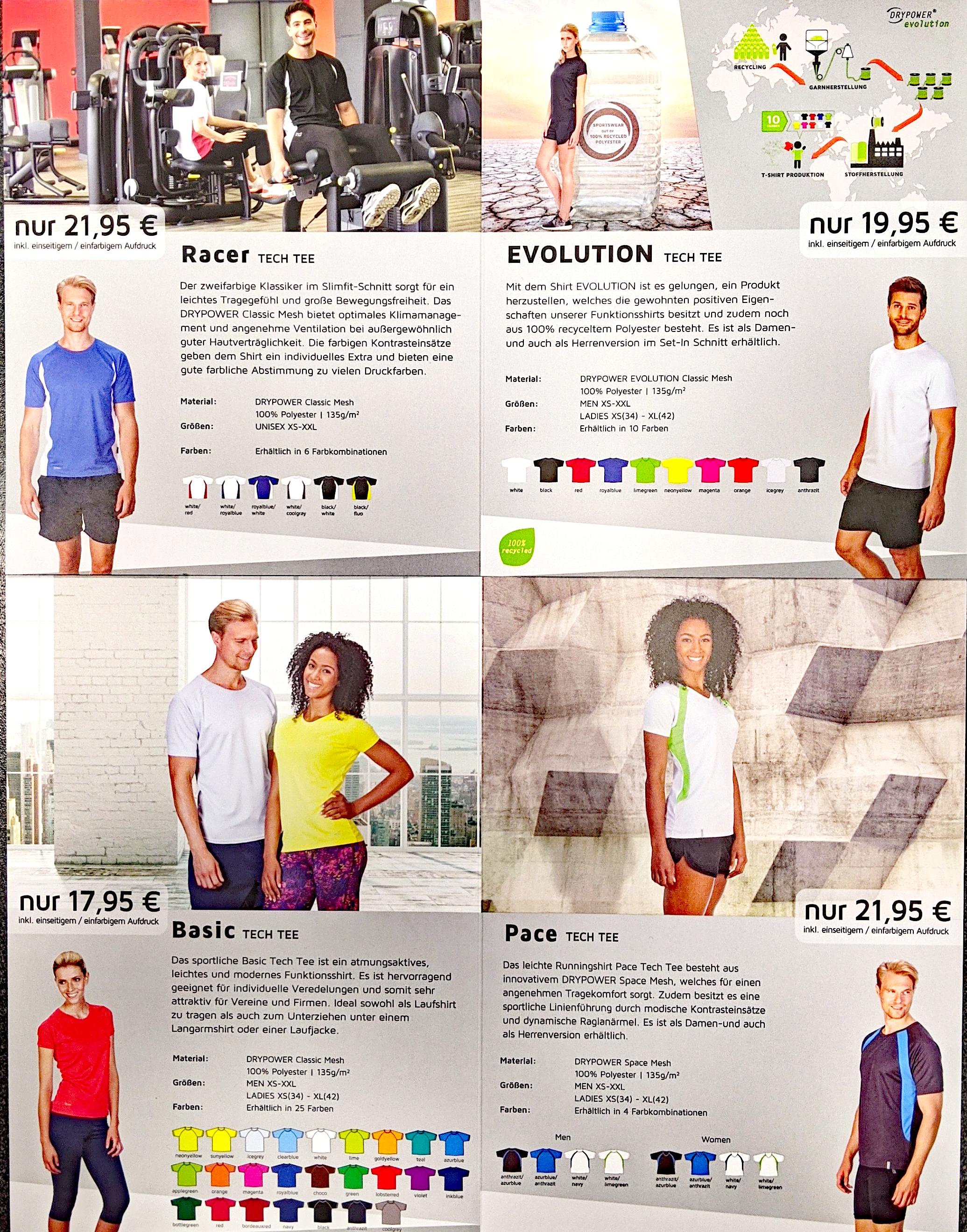 Firmenlauf T-Shirt 2020